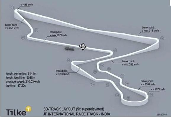 GP India - Nuova Delhi F1 28 Ottobre 2012 Immagi11