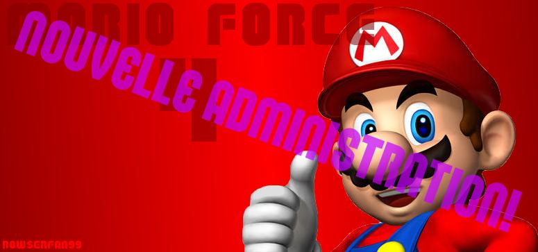 Mario FORCE 4