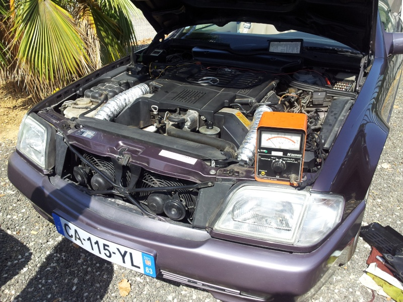 Mercedes 190 1.8 BVA, mon nouveau dailly - Page 10 20120820