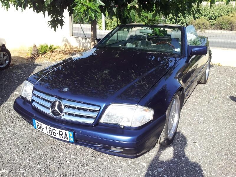 Mercedes 190 1.8 BVA, mon nouveau dailly - Page 10 20120825