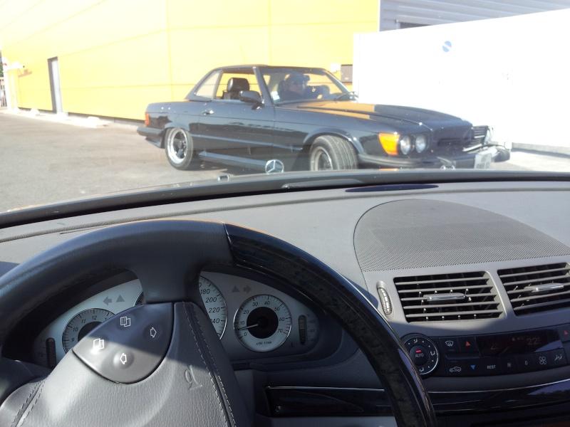 Mercedes 190 1.8 BVA, mon nouveau dailly - Page 10 20120826