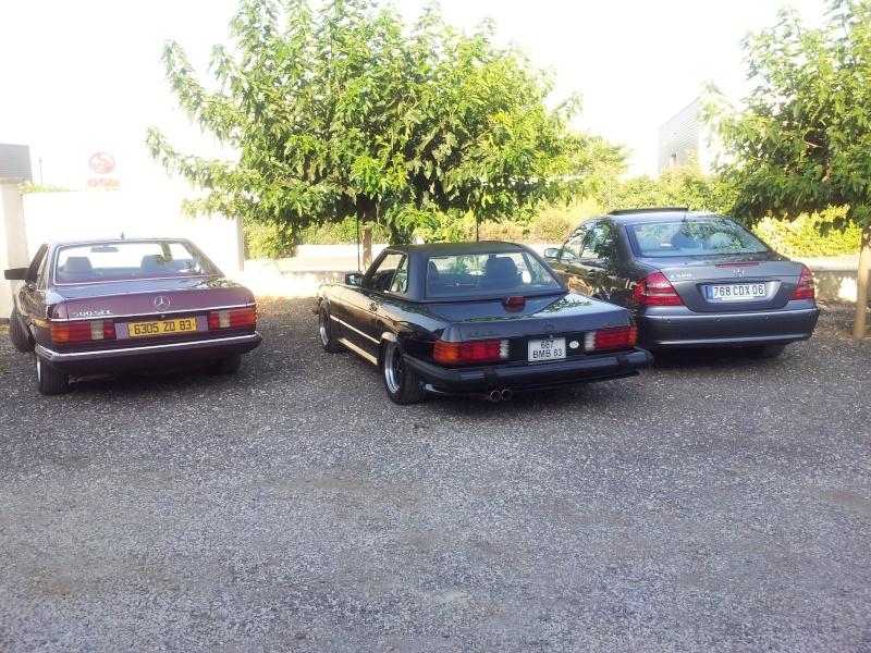 Mercedes 190 1.8 BVA, mon nouveau dailly - Page 10 20120832