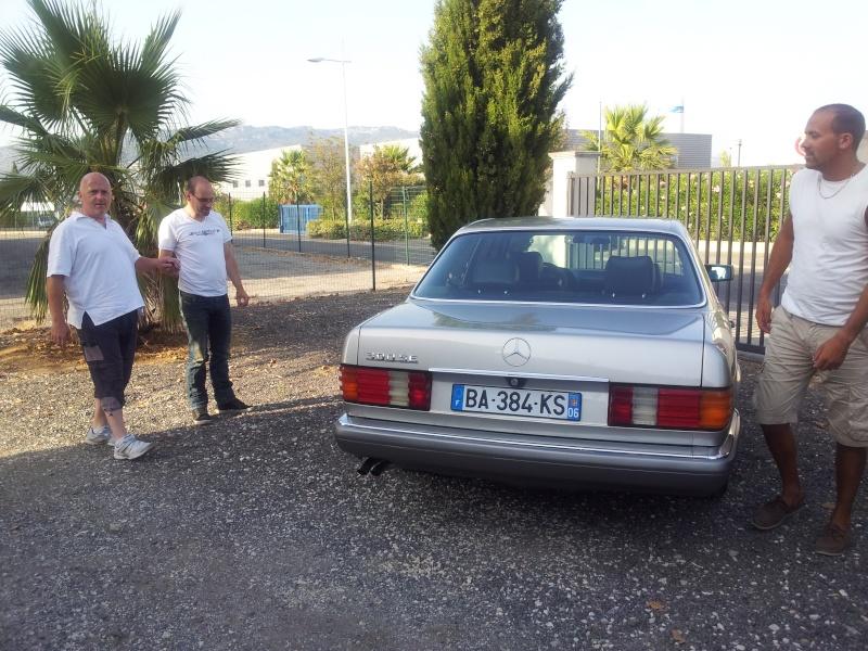 Mercedes 190 1.8 BVA, mon nouveau dailly - Page 10 20120833