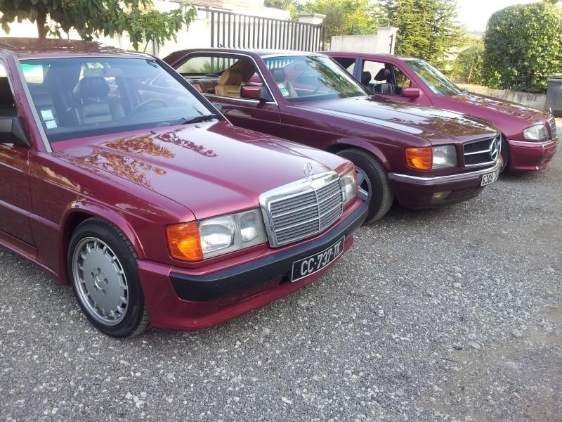 Mercedes 190 1.8 BVA, mon nouveau dailly - Page 10 20120834
