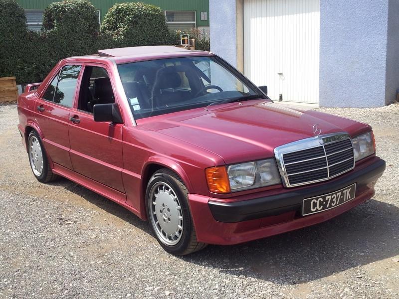 Mercedes 190 1.8 BVA, mon nouveau dailly - Page 10 20120838