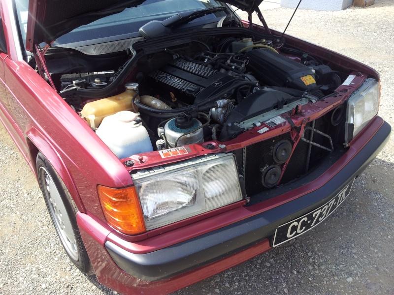 Mercedes 190 1.8 BVA, mon nouveau dailly - Page 10 20120840