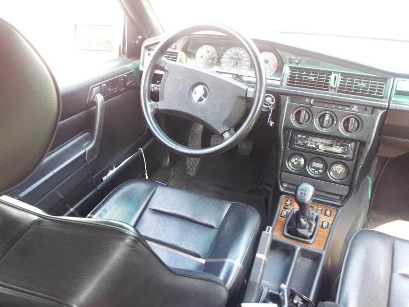 Mercedes 190 1.8 BVA, mon nouveau dailly - Page 10 20120846