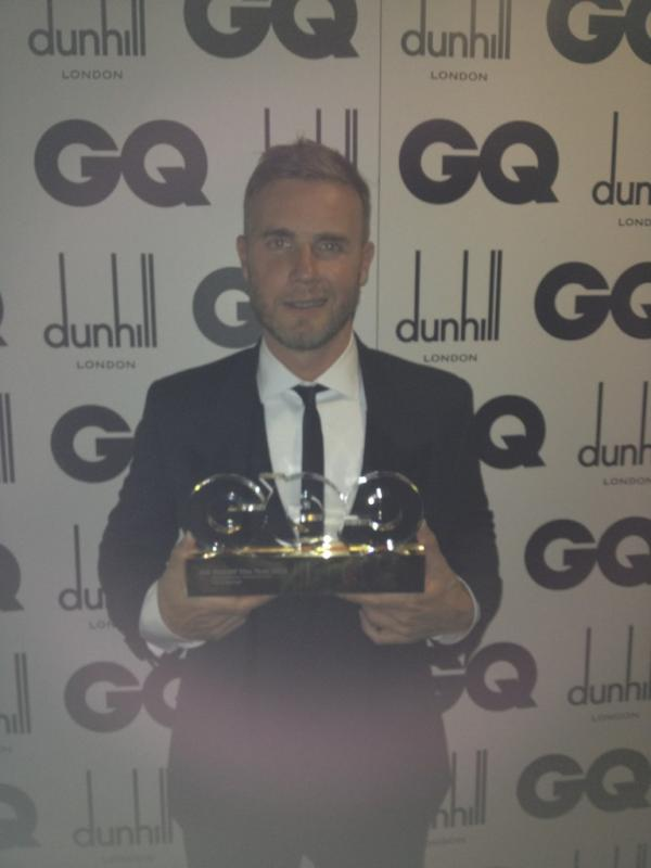 Gary et Robbie GQ Men Of The Year 04-09-2012 Prix10