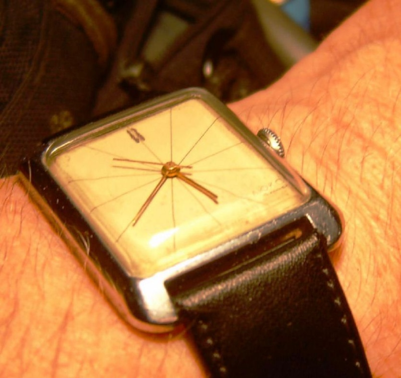 "LUX 15 RUBIS ""Penza watch factory"" Cbeca110"