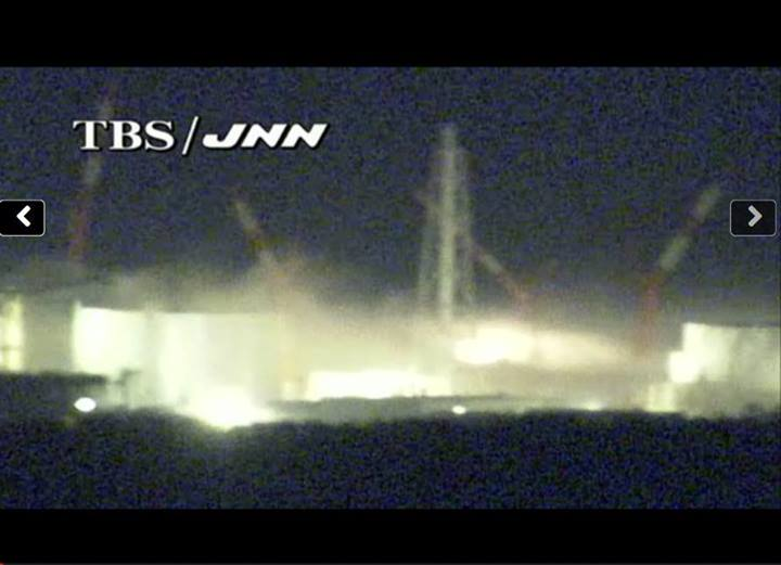 July 5, 2013 MOX Plutonium Reactor #3 at Fukushima burned and had heavy releases into the atmosphere. Fuka10