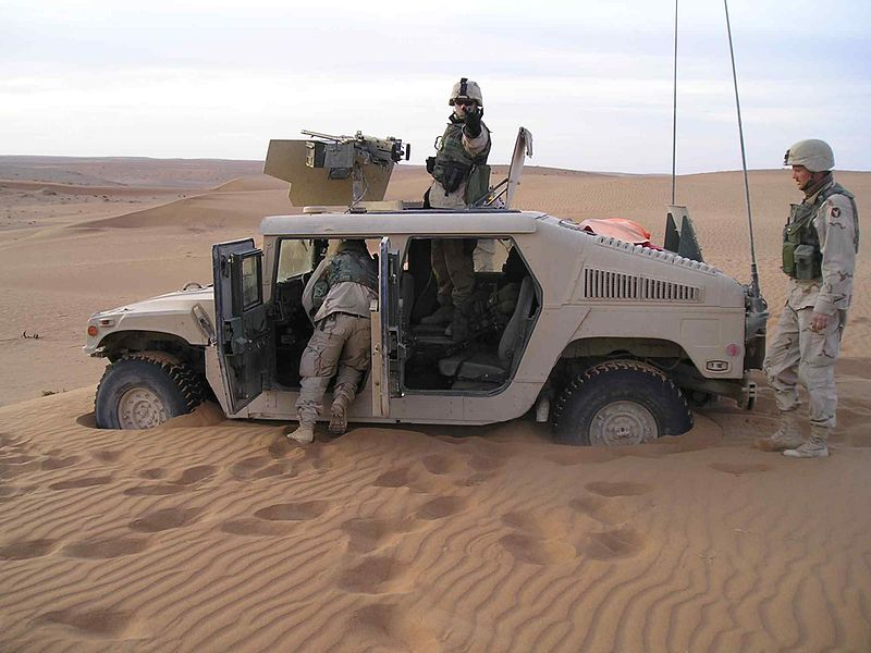 High Mobility Multipurpose Wheeled Vehcile Humvee10