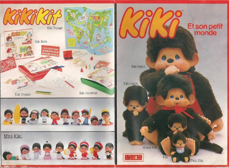 KIKI, le kiki de tout les kiki - Monchichi - Ajena - Page 2 Kiki_010