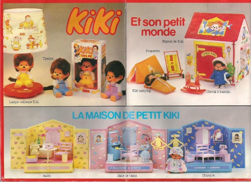KIKI, le kiki de tout les kiki - Monchichi - Ajena - Page 2 Kiki_011