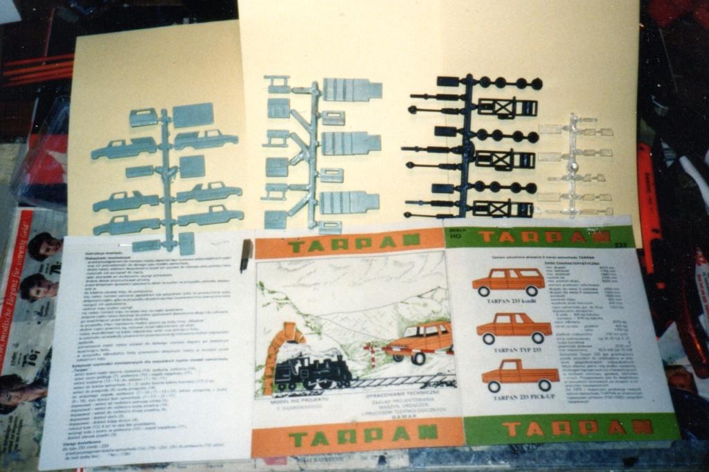 Tarpan-Bausätze Tarpan11