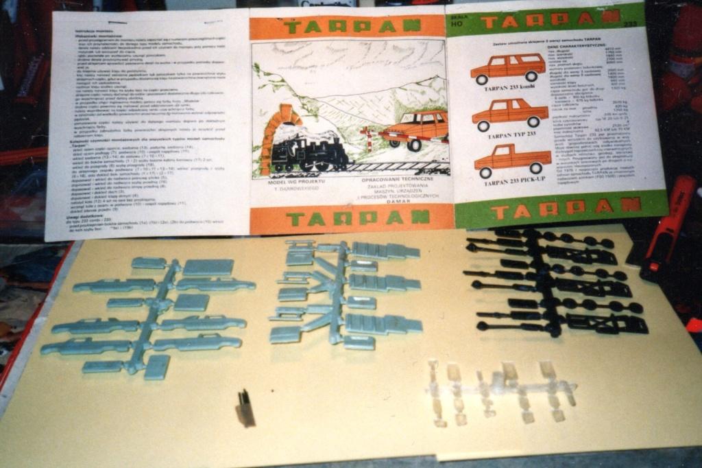 Tarpan-Bausätze Tarpan12