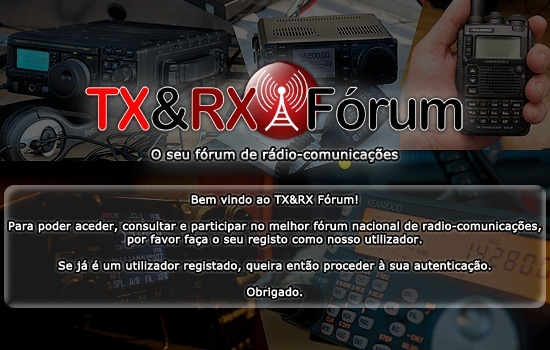 TX RX Fórum no Telegram Popup110