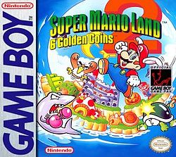Super Mario Land 2: 6 Golden Coins Review (3DS VC) 250px-10