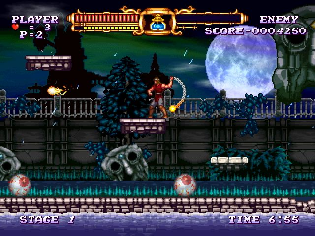 Review: Castlevania Rebirth (WiiWare) Screen10