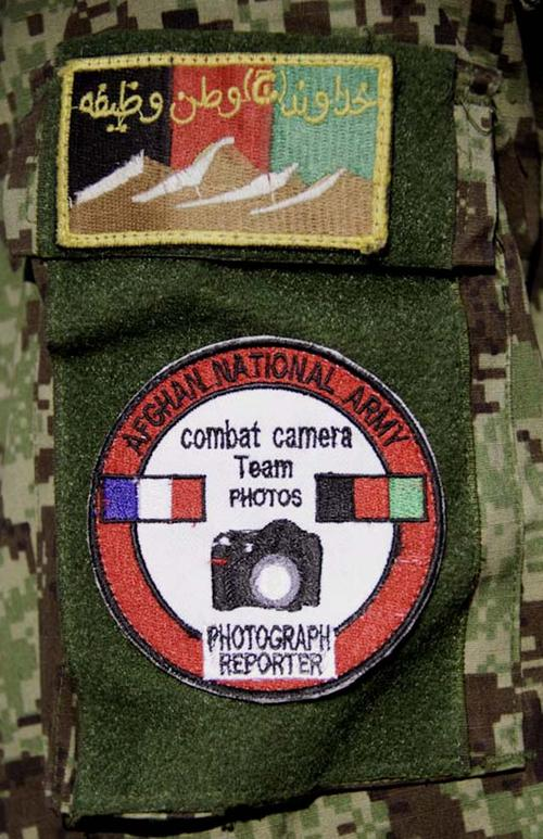 French qualification patches for ANA Officers Anacam11