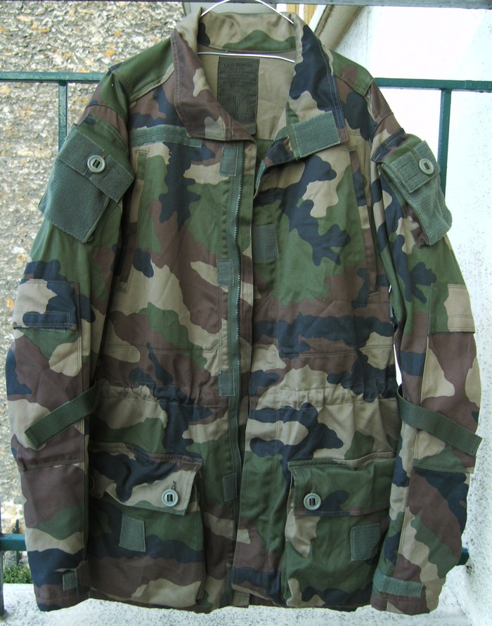 French Félin T-4 New Generation Uniform Imag0130