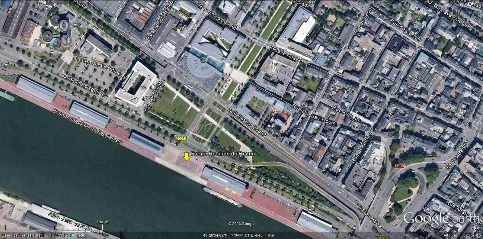 [Enfin visible sur Google Earth] - Future Rotonde Rouen Rotond13
