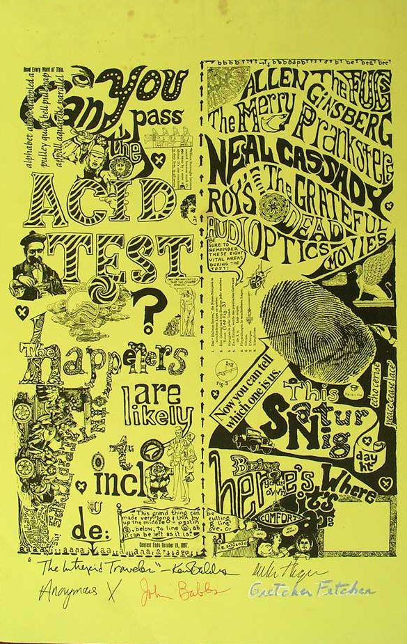 Grateful Dead - Affiches - Page 2 19651210