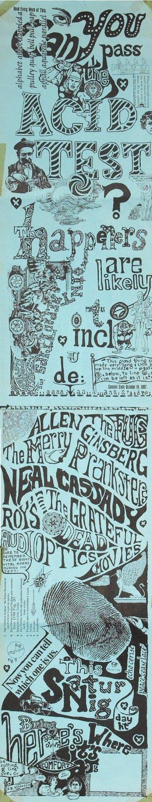Grateful Dead - Affiches - Page 2 19660114