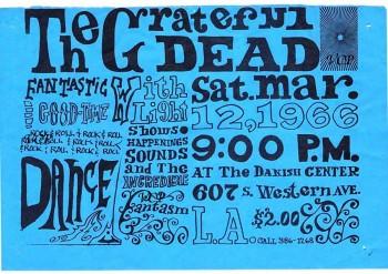 Grateful Dead - Affiches - Page 2 19660311