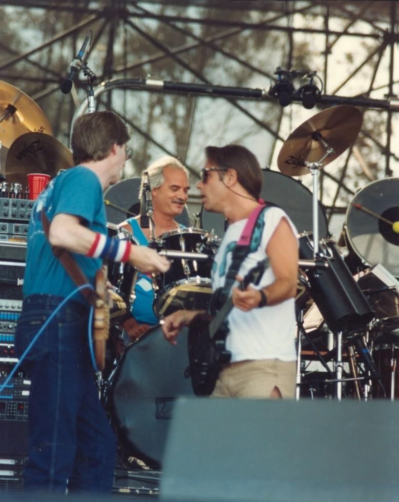 Grateful Dead - Pics - Page 7 19900513