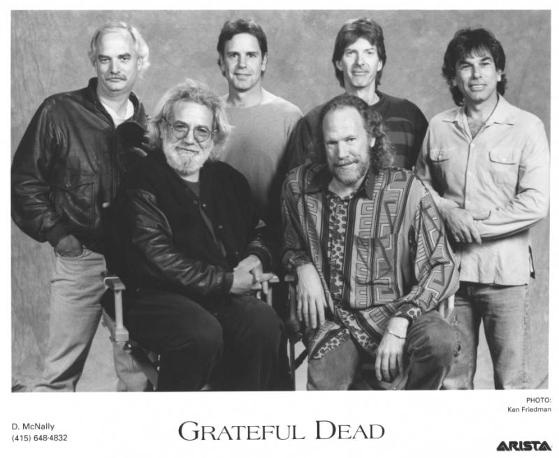Grateful Dead - Pics - Page 9 19910212