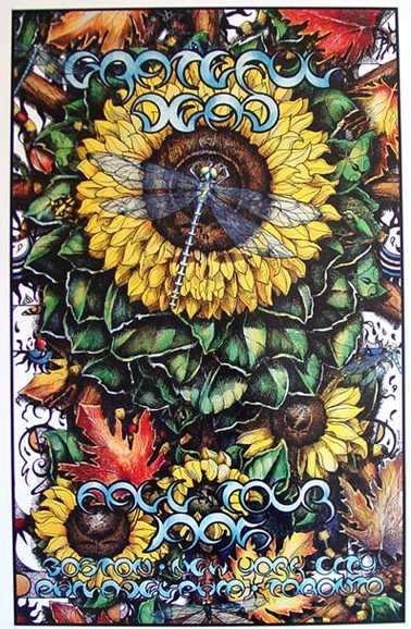Grateful Dead - Affiches 1995fa10