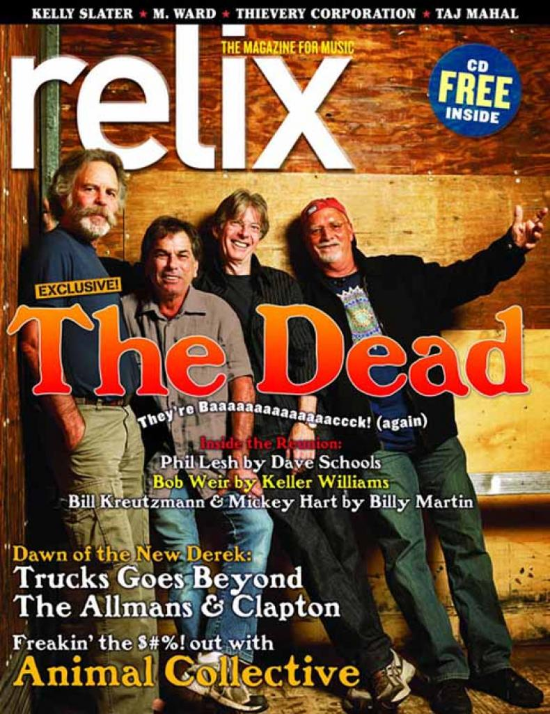 Grateful Dead - Presse non Francophone - Page 2 Februa10