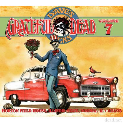 Grateful Dead - News - Page 2 Gra99010