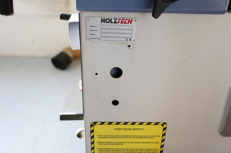 Motorisation table raboteuse (voir p.13) et amélioration R/D Holztech FS320 (première partie)  - Page 2 08_jui16