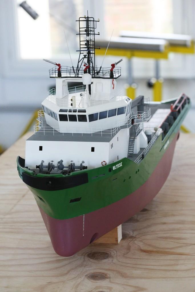 [Réparation] Maquette de bateau... endommagée!  13_jui14
