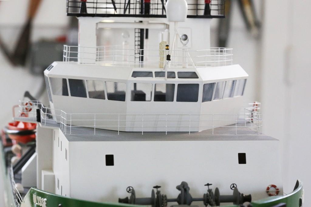 [Réparation] Maquette de bateau... endommagée!  13_jui15