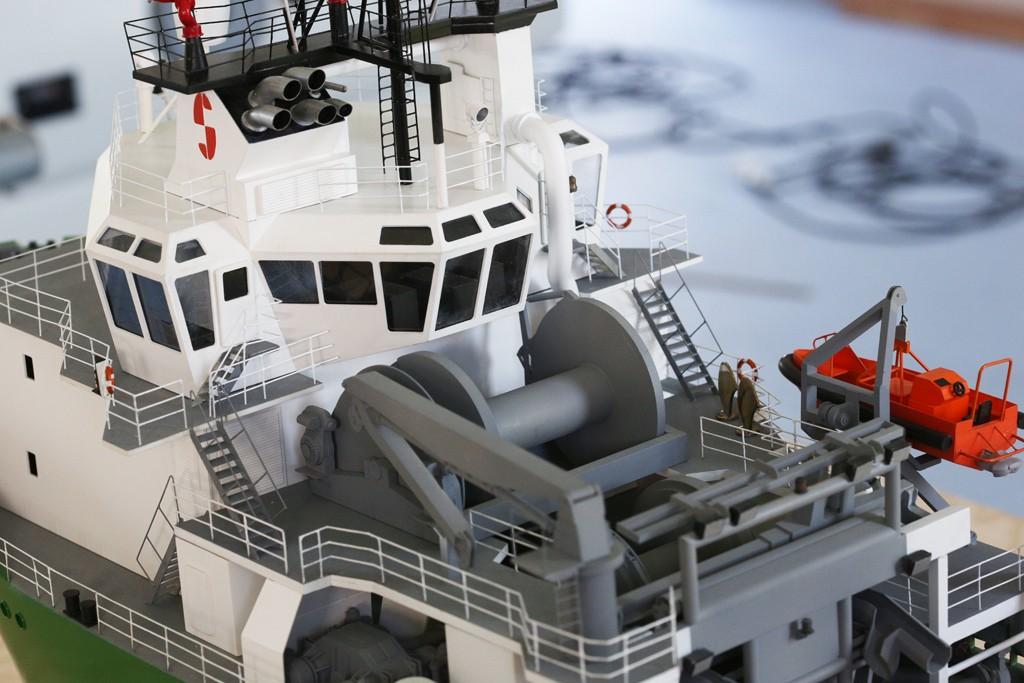 [Réparation] Maquette de bateau... endommagée!  13_jui16