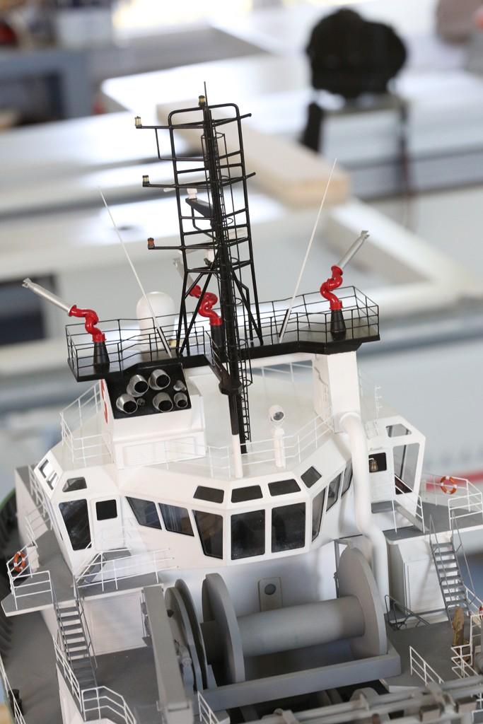 [Réparation] Maquette de bateau... endommagée!  13_jui17