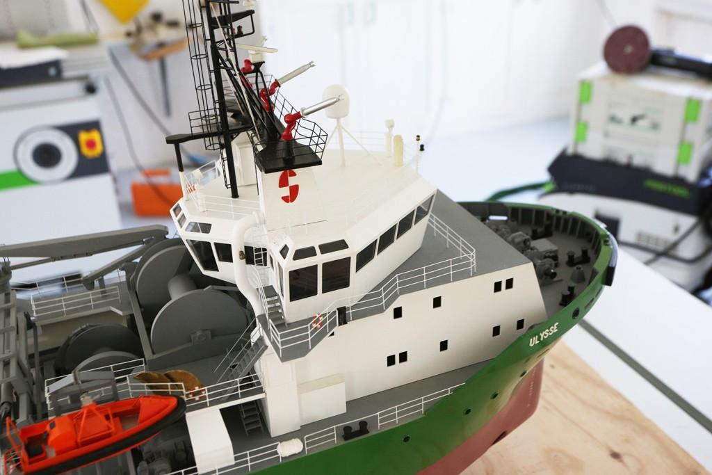 [Réparation] Maquette de bateau... endommagée!  13_jui19