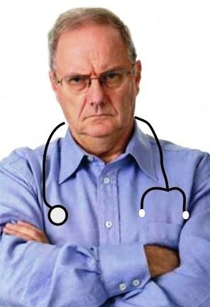 """Cuando los médicos """"roban"""" los pacientes Medico11"""