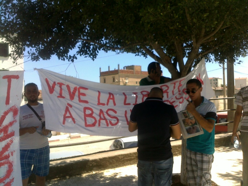 LIBERTE DE CONSCIENCE EN KABYLIE : Appel à un rassemblement le samedi 3 Août à 11 h à proximité de la poste d'Aokas  - Page 2 03082031