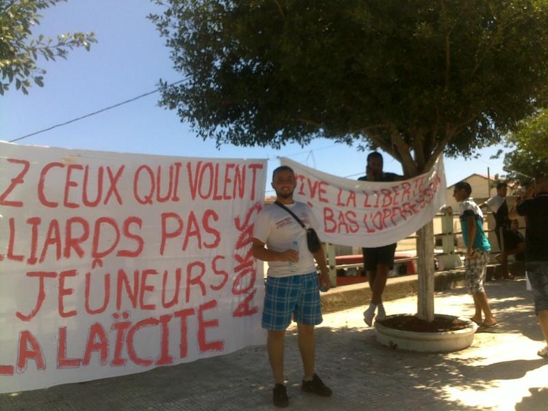 LIBERTE DE CONSCIENCE EN KABYLIE : Appel à un rassemblement le samedi 3 Août à 11 h à proximité de la poste d'Aokas  - Page 2 03082033