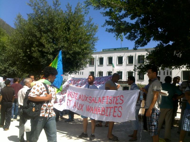 LIBERTE DE CONSCIENCE EN KABYLIE : Appel à un rassemblement le samedi 3 Août à 11 h à proximité de la poste d'Aokas  - Page 3 03082068