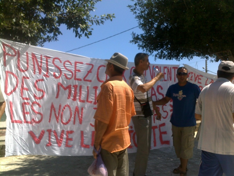 LIBERTE DE CONSCIENCE EN KABYLIE : Appel à un rassemblement le samedi 3 Août à 11 h à proximité de la poste d'Aokas  - Page 5 03082099