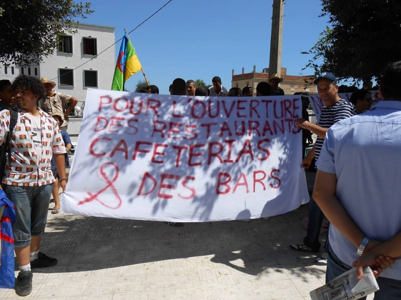 LIBERTE DE CONSCIENCE EN KABYLIE : Appel à un rassemblement le samedi 3 Août à 11 h à proximité de la poste d'Aokas  - Page 6 156