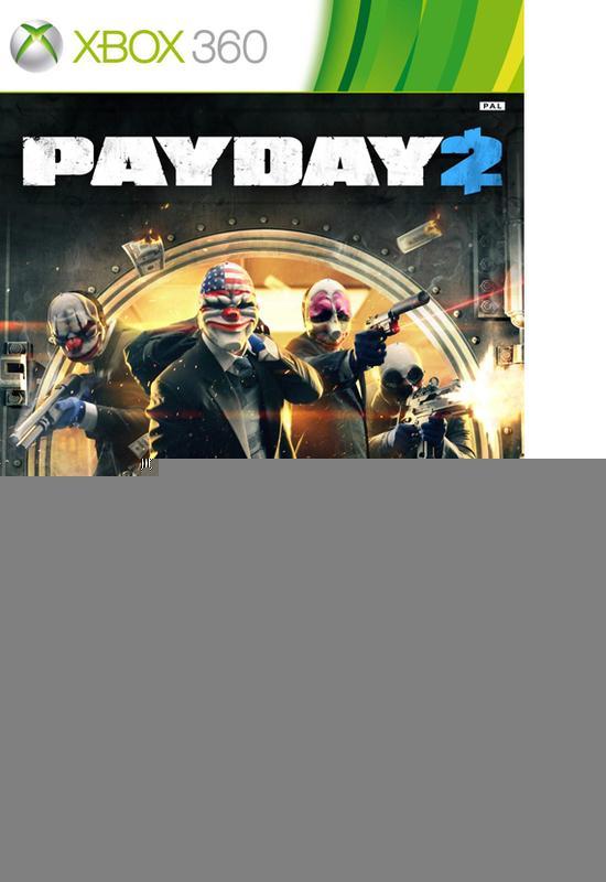 les sorties jeux xbox 360 pour le mois d'aout 2013 Payday10