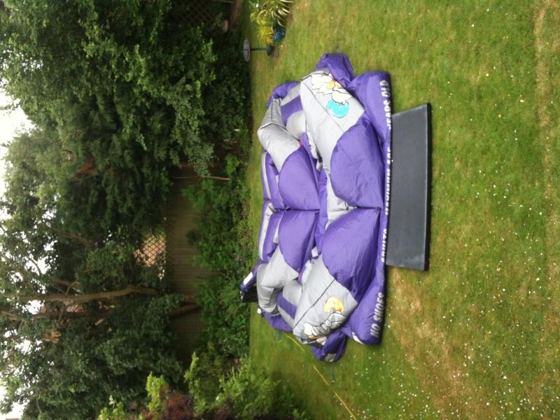 the Bouncy castle strikes again.... Photo-10