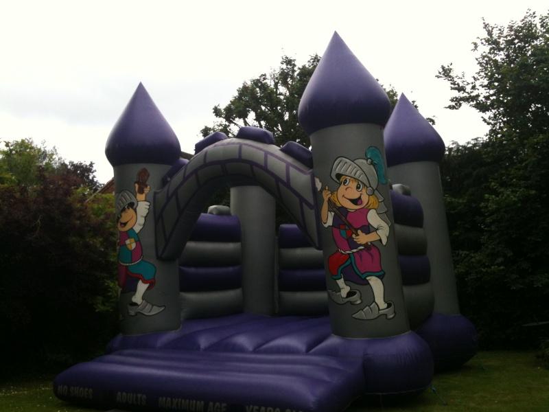 the Bouncy castle strikes again.... Photo-11