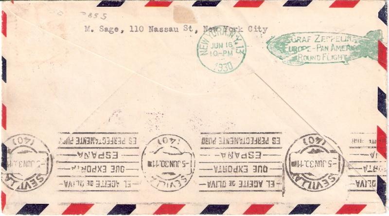 Spanische Zeppelinpost - Seite 2 Scanne21
