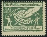 """nach - Südamerikafahrt 1930 (Rundfahrt-) Post nach Friedrichshafen"""" - Seite 7 Weko_d10"""